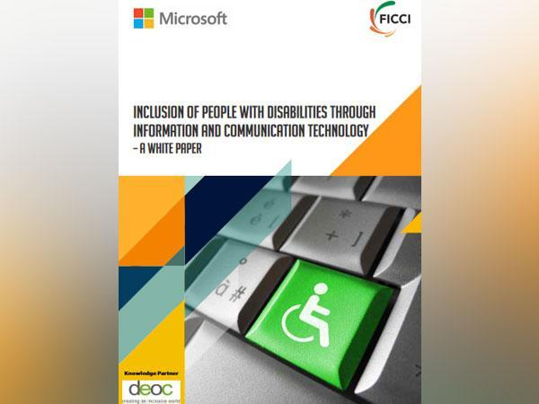 Technology can serve as a great enabler and equaliser for persons with disabilities