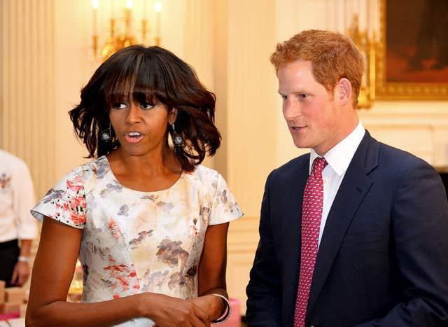 Prince Harry visit to the United States – Day One