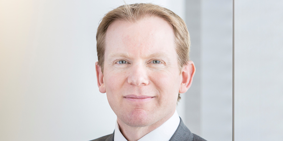 32) Charlie Nunn, CEO, Wealth and Personal Banking, HSBC. Photo: HSBC
