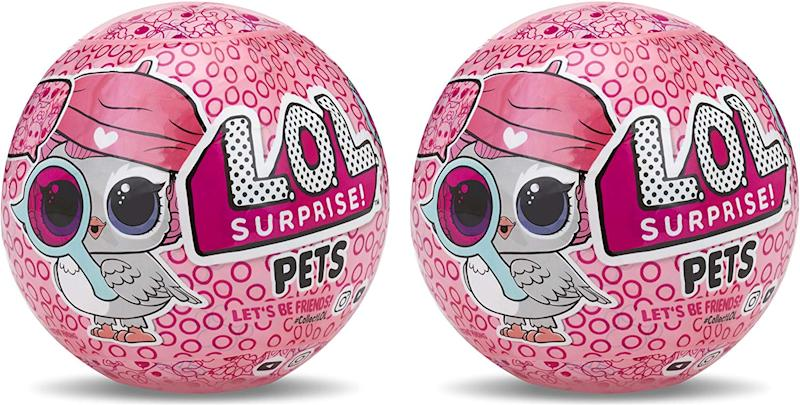 L.O.L. Surprise! Pet Series (2 Pack)