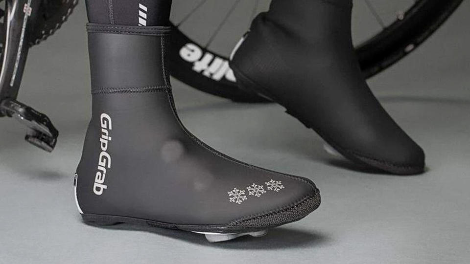 Best cycling overshoes: GripGrab Arctic
