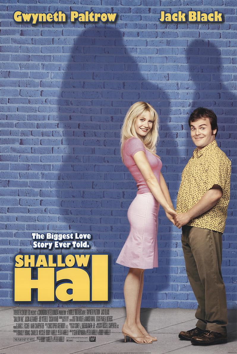 The poster for <i>Shallow Hal</i> (20th Century Fox)