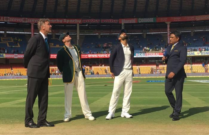 Sourav Ganguly feels toss will be crucial in next two Tests