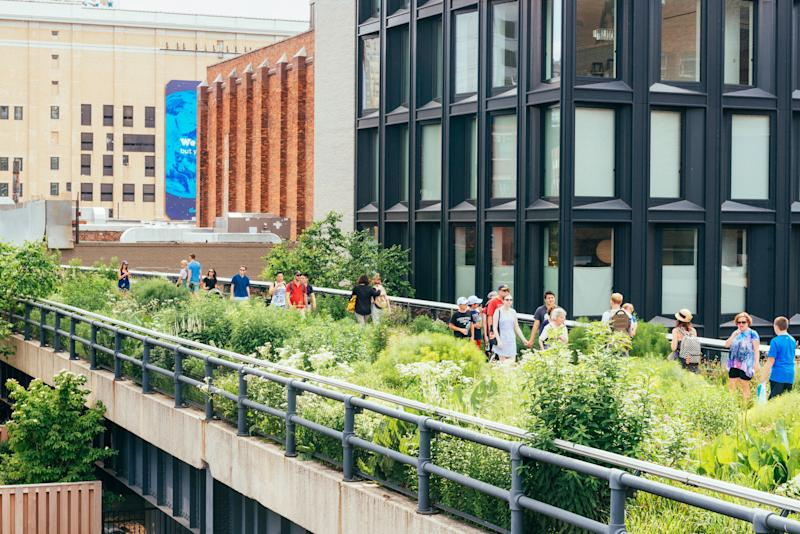 Opened in 2009 and expanded in the decade since, the High Line has transformed the west side of Manhattan.