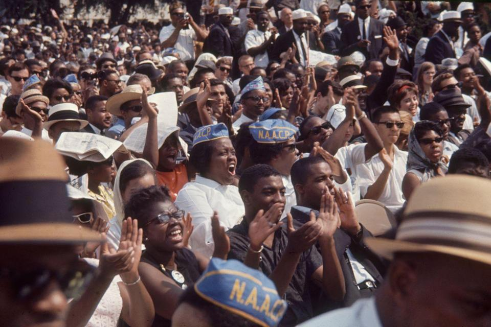 <p>The NAACP was instrumental in helping to gather and mobilize the turnout, which exceeded expectations. </p>