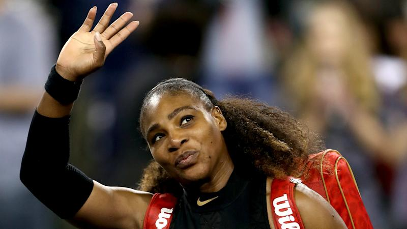 Williams sisters to meet at Indian Wells after Serena outlasts Kiki Bertens