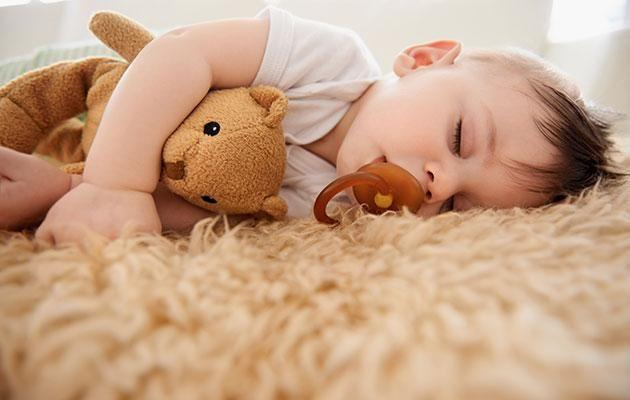 Always make your baby sleep in their cot. Photo: Getty