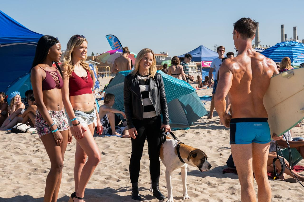 <p><strong>Veronica Mars</strong> made a splashy return on Hulu in 2019 with a new season, which sees the titular private eye tracking down cheating husbands in Neptune before a bomber strikes the seaside Spring break destination. Luckily the town has Veronica's impeccable detective skills to keep them safe.</p>