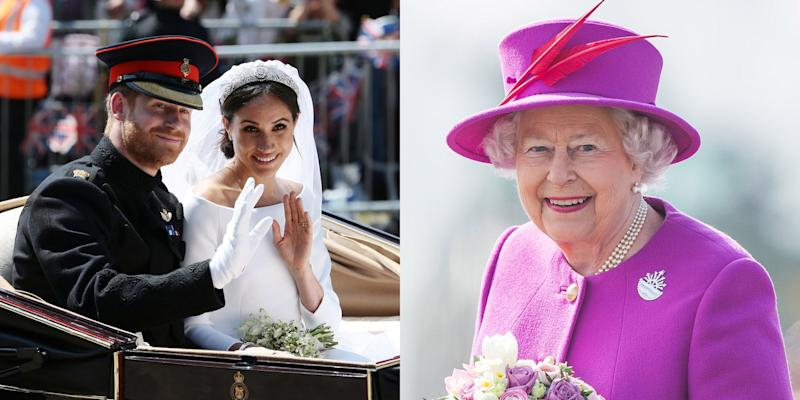 Queen Elizabeth to whisk Duchess Meghan away on a royal tour
