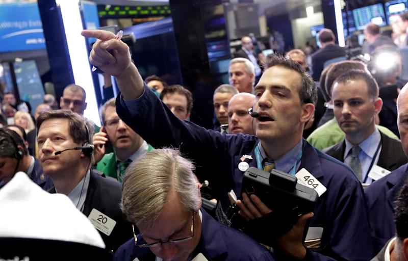 Stocks tied to the consumer are hot. Maybe too hot