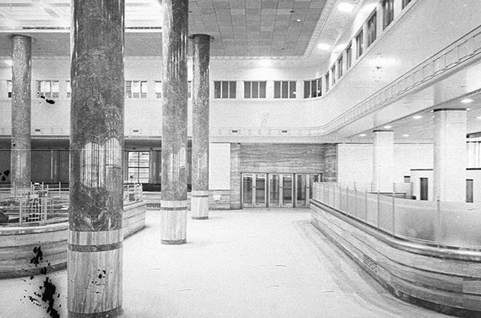 A glimpse of the hotel's past. Photo: State Library of New South Wales