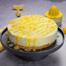 """<p>This zesty lemon cheesecake recipe has a lemon drizzle cake base, combining two of our favourite desserts.</p><p><strong>Recipe: <a href=""""https://www.goodhousekeeping.com/uk/food/recipes/a576976/lemon-drizzle-cheesecake/"""" rel=""""nofollow noopener"""" target=""""_blank"""" data-ylk=""""slk:Lemon drizzle cheesecake"""" class=""""link rapid-noclick-resp"""">Lemon drizzle cheesecake</a></strong></p>"""