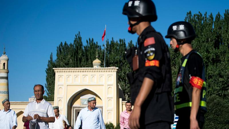 Thousands of mosques in China's Xinjiang region demolished in recent years, report says