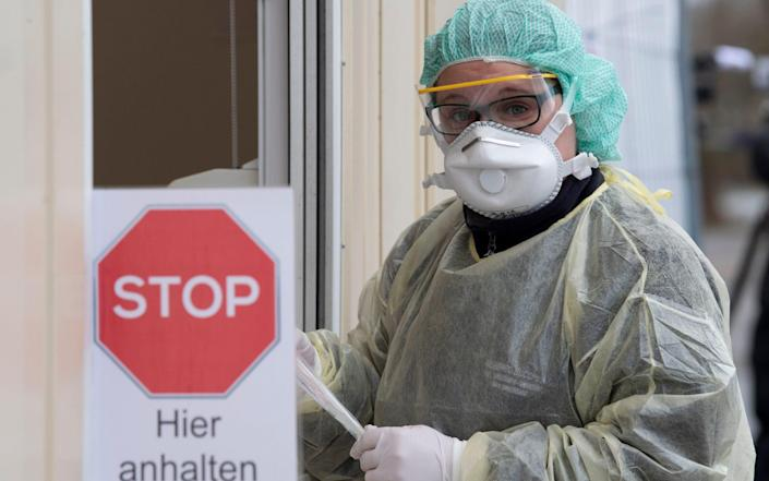 Germany has hit 1m infections - AFP