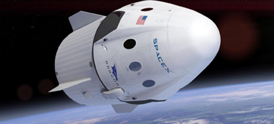First Spacex Commercial Crew Mission On Its Way After