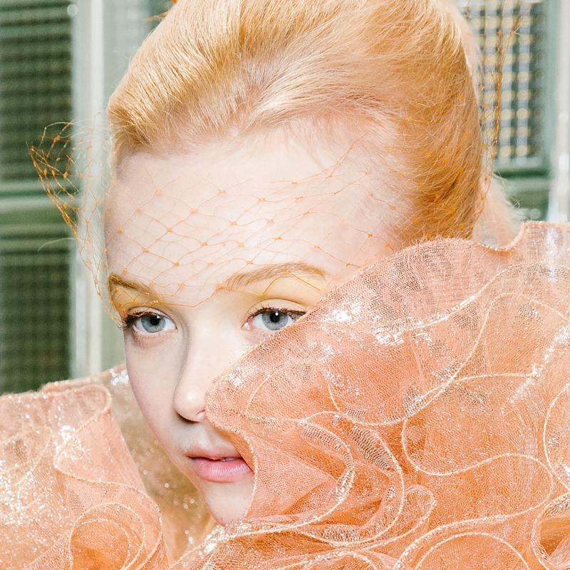 Marc Jacobs Just Turned Pastel Dye Jobs—and Sky-High Bouffants—into a Major Runway Moment