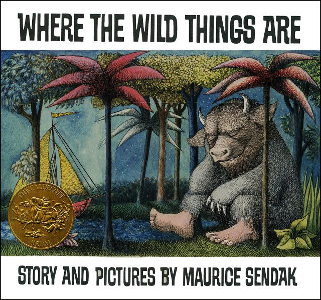 Where The Wild Things Are amazon