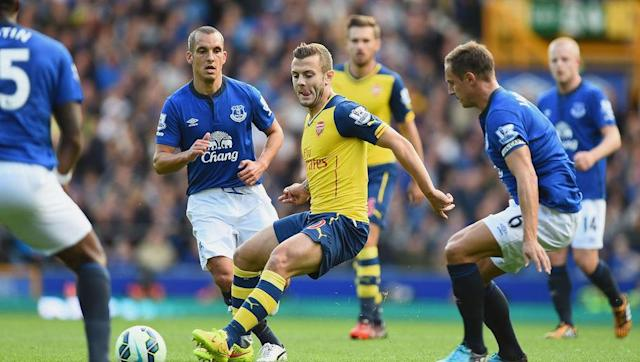 <p>Ronald Koeman is known to be a huge fan of Wilshere and reports emerged back in January that he may plot a summer move for the on-loan Bournemouth man.</p> <p>With James McCarthy not looking like a long-term first team player, and Gareth Barry surely only a year or two from retirement, Koeman may consider a bid for Wilshere this summer.</p> <p>And with Everton sitting in 7th and the potential of European football next year, Wilshere may not see it as too much of a step down.</p> <p>The only problem is location, with Liverpool being a long way from his friends and family in London.</p>