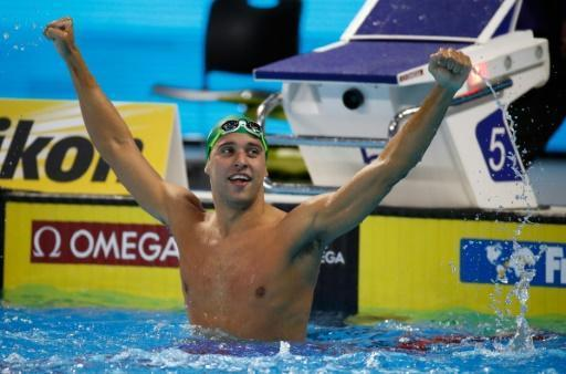 Hosszu launches short course swimming worlds with a bang
