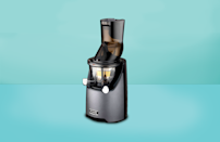 "<p> If you've been hearing a lot of buzz about cold press juicers lately, you may be wondering what exactly they are and how they differ from all the other <a href=""https://www.goodhousekeeping.com/appliances/juicer-reviews/g598/best-juicers/"" rel=""nofollow noopener"" target=""_blank"" data-ylk=""slk:types of juicers"" class=""link rapid-noclick-resp"">types of juicers</a> on the market.</p><p>The key distinction is in how they work: <strong>Cold press juicers</strong>, also known as <strong>slow juicers</strong> or <strong>masticating juicers</strong>, typically have a narrow vertical chute that feeds <a href=""https://www.goodhousekeeping.com/health/diet-nutrition/a20705822/healthiest-low-sugar-fruits/"" rel=""nofollow noopener"" target=""_blank"" data-ylk=""slk:healthy fruits"" class=""link rapid-noclick-resp"">healthy fruits</a> and veggies into a chamber where they are pressed by a rotating auger. The juice is then squeezed out through a strainer and into a pitcher, while the pulp is dispensed from another spout. <strong>Centrifugal juicers</strong>, on the other hand, work similarly but they operate at much higher speeds and can often accommodate larger ingredients. Meanwhile, <strong>citrus juicers</strong> are designed to squeeze the juice out of lemons, limes and grapefruits, but don't blast through the pulp and skins of ingredients like cold press and centrifugal juicers do. </p><p>If you're looking to get more nutrients into your diet, most experts say a cold press juicer is the way to go because the slow juicing process is <strong>more gentle on ingredients and retains more nutrients —</strong> though Stefani Sassos, MS, RDN, Registered Dietitian for the Good Housekeeping Institute, points out that <a href=""https://www.ncbi.nlm.nih.gov/pmc/articles/PMC6587058/"" rel=""nofollow noopener"" target=""_blank"" data-ylk=""slk:recent research"" class=""link rapid-noclick-resp"">recent research</a> suggests juice storage may matter more than how exactly you make it. ""It seems that storage conditions are more important when it comes to the nutrient capacity of juice,"" she says, ""so drink it immediately or store it in the coldest part of the fridge but don't let it sit out at room temperature."" It's also worth noting that generally cold press juicers require a bit more prep work (read: you'll need to cut smaller chunks of fruits and vegetables) than centrifugal juicers due to their small feed tubes.</p><h2 class=""body-h2"">How we test</h2><p>In the <a href=""http://www.goodhousekeeping.com/institute/about-the-institute/"" rel=""nofollow noopener"" target=""_blank"" data-ylk=""slk:Good Housekeeping Kitchen Appliances Lab"" class=""link rapid-noclick-resp"">Good Housekeeping Kitchen Appliances Lab</a>, we test juicers by juicing just about everything — pulpy apples that have a large diameter and oxidize quickly, floppy kale which can often jam machines, and hard, fibrous carrots. We then measure multiple data points around key features to find the top juicers, including: </p><p><strong>✔️ Output: </strong>How much juice does the machine create? How much pulp does it yield, and how dry is the pulp? (Hint: It should be dry, as this indicates more juice has been squeezed out.)</p><p><strong>✔️ Taste: </strong>How sweet is the juice and how smooth is it? The sweeter and less pulp the better. </p><p><strong>✔️ Temperature: </strong>What is the temperature of the resulting liquid? And how does it compare to others that are being tested at the same exact time?</p><p>Out of the dozen cold press juicers we tested, these are the <strong>best cold press juicers to buy</strong> in 2021, according to both Good Housekeeping Institute Lab tests and best-sellers with lots of glowing reviews online:</p><ul><li><strong><strong>Most Overall Cold Press Juicer: </strong></strong><a href=""https://go.redirectingat.com?id=74968X1596630&url=https%3A%2F%2Fwww.macys.com%2Fshop%2Fproduct%2Fkuvings-evo820gm-whole-slow-juicer%3FID%3D8757322&sref=https%3A%2F%2Fwww.goodhousekeeping.com%2Fappliances%2Fg34969923%2Fbest-cold-press-juicers%2F"" rel=""nofollow noopener"" target=""_blank"" data-ylk=""slk:Kuvings Whole Slow Juicer"" class=""link rapid-noclick-resp"">Kuvings Whole Slow Juicer</a></li><li><strong>Best Value Cold Press Juicer:</strong> <a href=""https://www.amazon.com/dp/B0862Y8GT8?tag=syn-yahoo-20&ascsubtag=%5Bartid%7C10055.g.34969923%5Bsrc%7Cyahoo-us"" rel=""nofollow noopener"" target=""_blank"" data-ylk=""slk:Omega Cold Press 365 Juicer"" class=""link rapid-noclick-resp"">Omega Cold Press 365 Juicer</a></li><li><strong><strong>Best-Selling Cold Press Juicer on Amazon: </strong></strong><a href=""https://www.amazon.com/dp/B07DCKYJ5D?tag=syn-yahoo-20&ascsubtag=%5Bartid%7C10055.g.34969923%5Bsrc%7Cyahoo-us"" rel=""nofollow noopener"" target=""_blank"" data-ylk=""slk:AICOK Slow Masticating Juicer Extractor"" class=""link rapid-noclick-resp"">AICOK Slow Masticating Juicer Extractor</a></li><li><strong><strong>Best Cold Press Juicer for Beginners: </strong></strong><a href=""https://www.amazon.com/dp/B086VYTW98?tag=syn-yahoo-20&ascsubtag=%5Bartid%7C10055.g.34969923%5Bsrc%7Cyahoo-us"" rel=""nofollow noopener"" target=""_blank"" data-ylk=""slk:IKICH Masticating Juicer"" class=""link rapid-noclick-resp"">IKICH Masticating Juicer</a> </li><li><strong>Best Cold Press Juicer for Easy Cleanup: </strong><a href=""https://go.redirectingat.com?id=74968X1596630&url=https%3A%2F%2Fwww.macys.com%2Fshop%2Fproduct%2Fhurom-h-101-easy-clean-slow-juicer%3FID%3D8072918&sref=https%3A%2F%2Fwww.goodhousekeeping.com%2Fappliances%2Fg34969923%2Fbest-cold-press-juicers%2F"" rel=""nofollow noopener"" target=""_blank"" data-ylk=""slk:Hurom H101 Easy Clean Slow Juicer"" class=""link rapid-noclick-resp"">Hurom H101 Easy Clean Slow Juicer</a></li><li><strong>Best Cold Press Juicer for Celery and Tough Veggies:</strong> <a href=""https://www.amazon.com/dp/B08CQJQKNP?tag=syn-yahoo-20&ascsubtag=%5Bartid%7C10055.g.34969923%5Bsrc%7Cyahoo-us"" rel=""nofollow noopener"" target=""_blank"" data-ylk=""slk:Hurom Celery and Greens Slow Juicer"" class=""link rapid-noclick-resp"">Hurom Celery and Greens Slow Juicer</a></li></ul>"