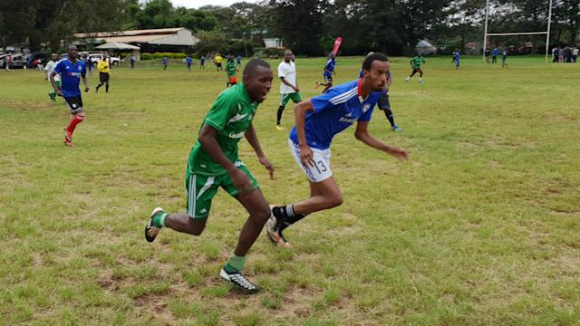 Toyota Kenya had taken a deserved lead but ICJ recovered to score goals from Kevin Otieno (2) and Johnston Ouko (2)