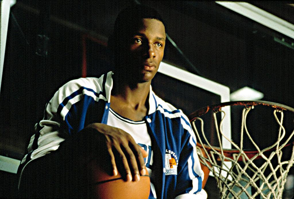 "<b>Bench:</b><br>Jesus Shuttlesworth (Ray Allen) in ""He Got Game"" (1996) -- All you need is Jesus. Of course, it also helps to have one of the best pure shooters in the history of the professional game of basketball playing the part."