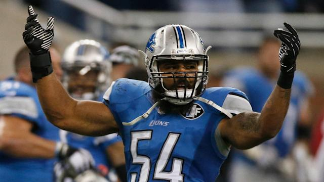 DeAndre Levy is candid about the leg-breaking incident from college.