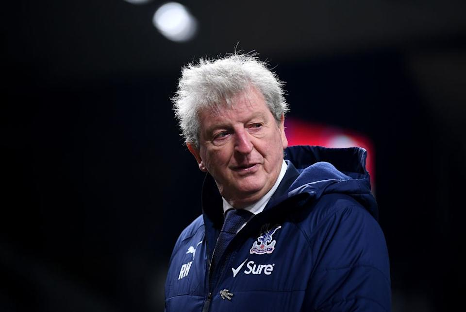 Palace boss Roy Hodgson (Getty Images)