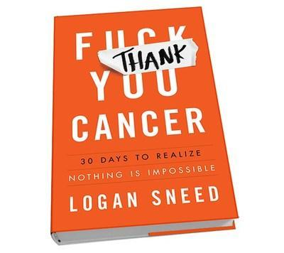 """What if the worst thing that's ever happened to you was actually the greatest blessing you've ever received? When Logan Sneed was diagnosed with stage-4 brain cancer, he used a diagnosis that's usually a death sentence as a springboard for the life of his dreams. No obstacle - not even cancer - would stop him from creating the life he wanted. In """"Thank You Cancer,"""" Logan shares every thrilling victory and getting setback from his remarkable journey to help you overcome the obstacles you face."""
