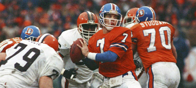 Top 10 QBs in Denver Broncos history: No. 5 No. 1
