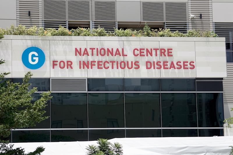 The National Centre for Infectious Diseases (NCID). (PHOTO: Dhany Osman / Yahoo News Singapore)