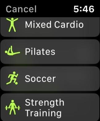how to use apple watchs fitness features other3