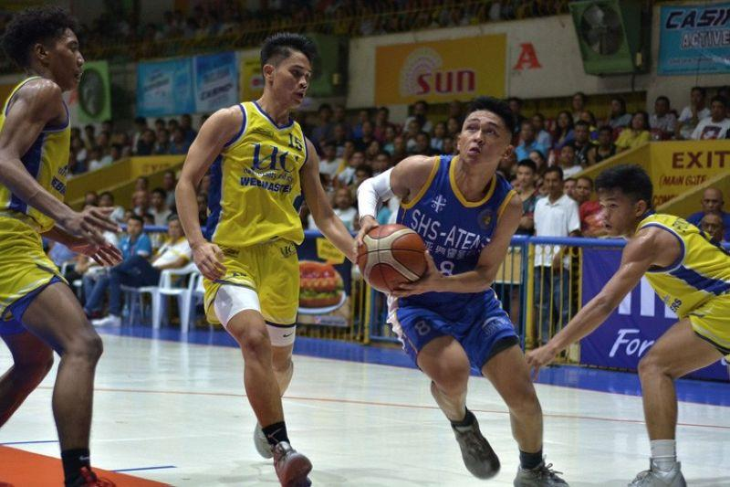 Ateneo de Cebu hopes to unseat reigning champs UC in Cesafi HS Finals