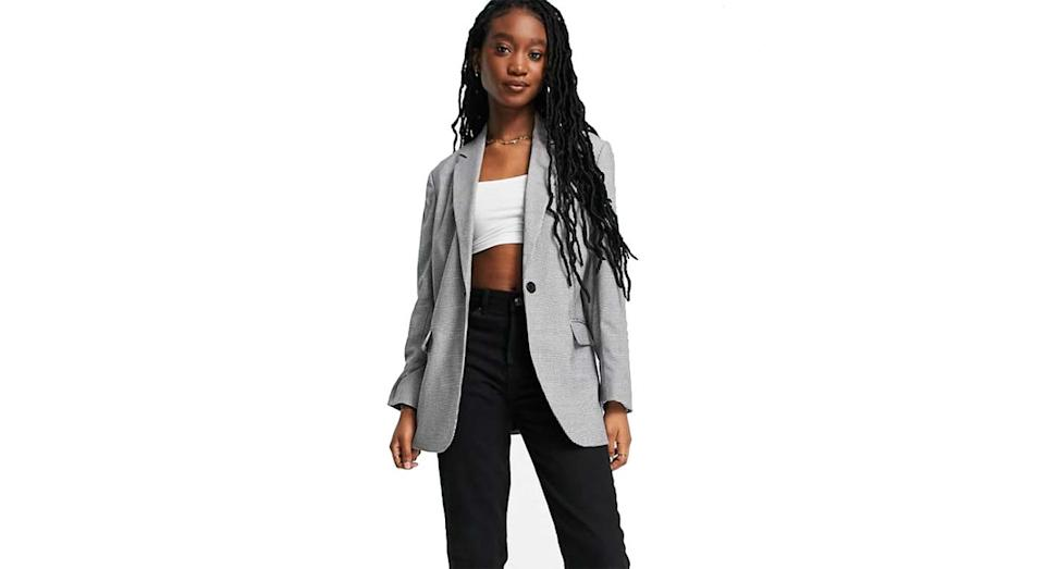 French Connection tailored oversized blazer co-ord (French Connection)