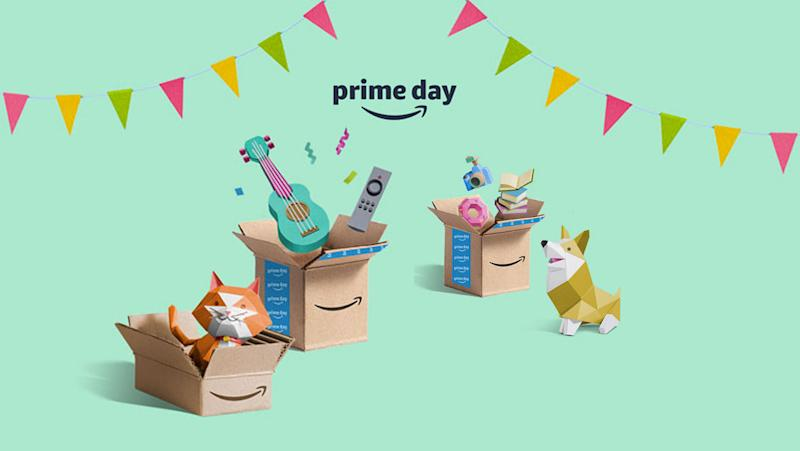 Smartphones et tablettes — Amazon Prime Day