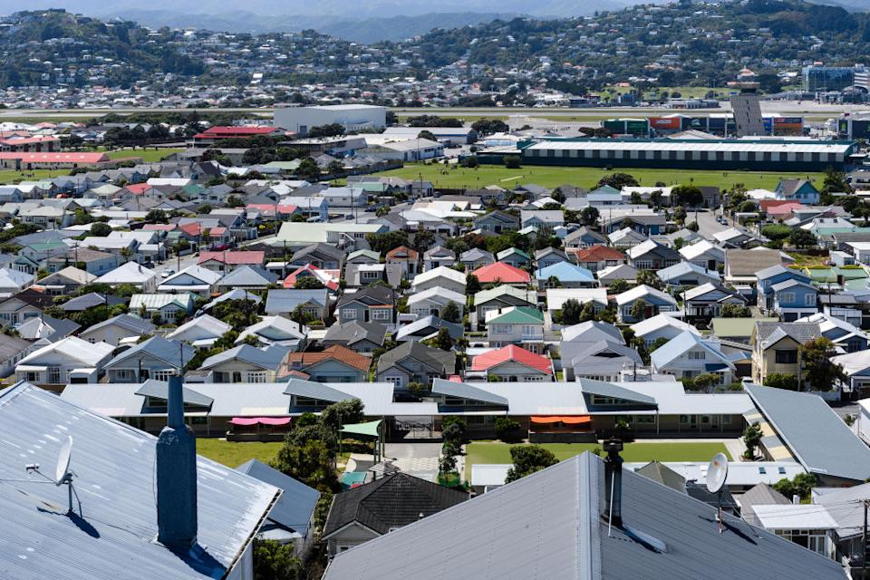 New Zealand has the world's worst housing bubble, according to Bloomberg. (Photographer: Mark Coote/Bloomberg)