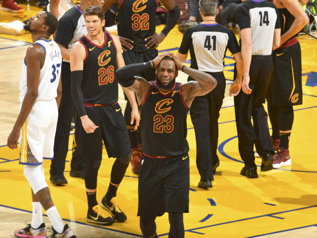 LeBron James' influence on the Cleveland Cavaliers roster did not pay dividends last season. (Getty Images)