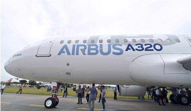 The airline had plans to lease four A320s for delivery by the end of the year. Photo: AFP