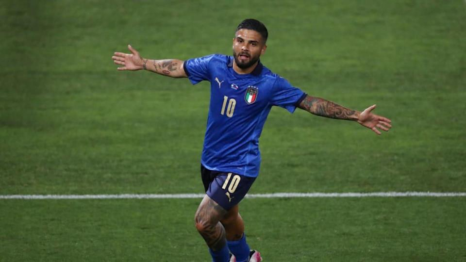 Lorenzo Insigne | Jonathan Moscrop/Getty Images