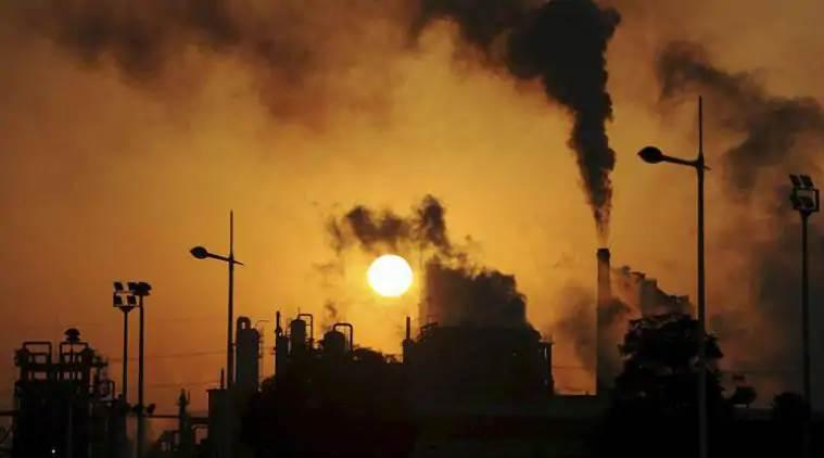 Greenhouse gas, global warming, Carbon dioxide, Carbon dioxide global warming, climate change, indian express