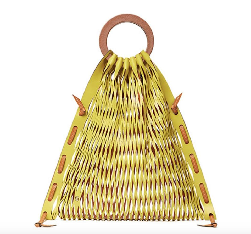 <p>A bag from the Tory Burch spring/summer 2021 collection.</p>