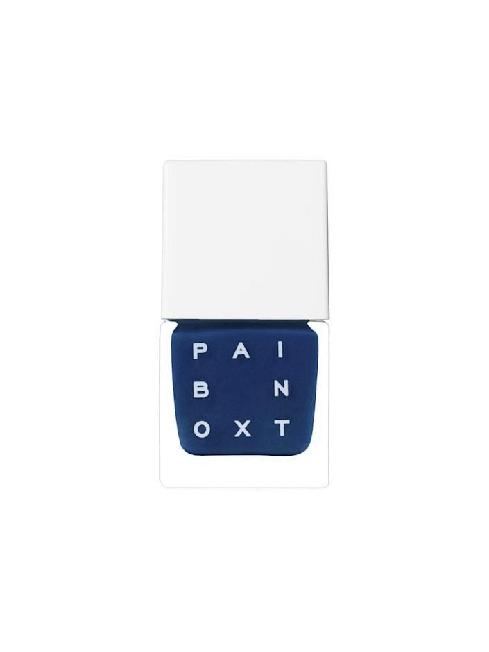 <p><span>Paintbox Nail Lacquer in Like Midnight</span> ($22)</p>