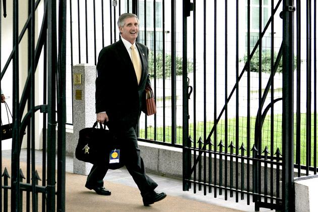 """Andrew Card, chief of staff for George W. Bush  Card worked for a McDonald's in South Carolina in 1967, and came away amazed by its integration, he told author Cody Teets. """"I remember thinking that McDonald's was unique as a great equalizer. Wealthy and poor, black and white all came to McDonald's and stood in the same lines and sat at the same booths."""""""