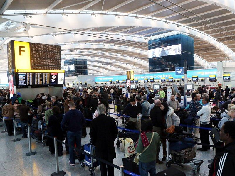 Heathrow reports record passenger numbers