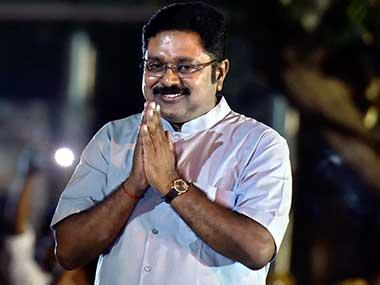 TTV Dhinakaran alleges EVMs didn't register votes of AMMK supporters, to file complaint with Election Commission
