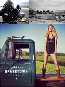 Lords of Grasstown, a legal cannabis and motorcycle lifestyle brand and apparel.