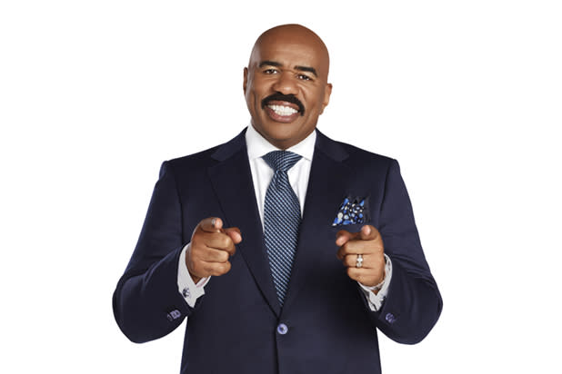 Steve Harvey to End Daytime Talker for New One With IMG, NBCUniversal