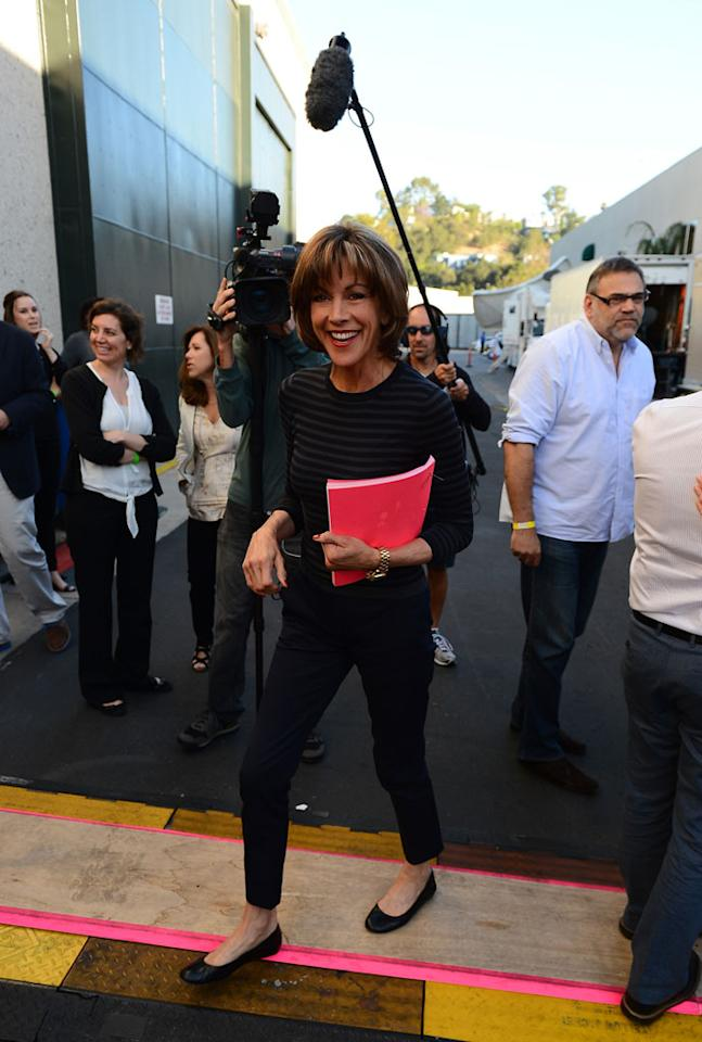 "Wendie Malick attends TV Land's ""Hot in Cleveland"" Live Show on June 19, 2013 in Studio City, California."