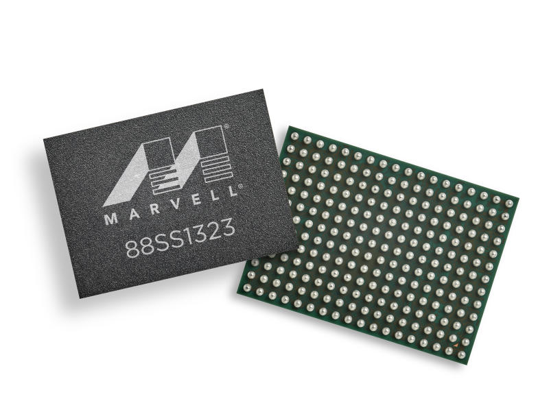 Marvell® 88SS1323 PCIe® Gen4 NVMe™ SSD Controller