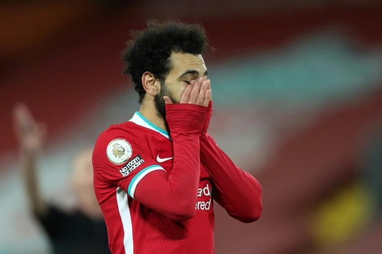 Shocker: Liverpool suffered a first home league defeat in nearly four years to Burnley